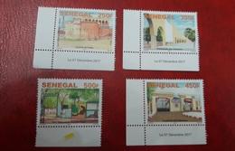 SENEGAL 2017 VILLES DU SENEGAL CITIES - RARE -  MNH ** - Senegal (1960-...)