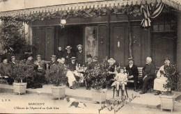 71 MARCIGNY L'Heure De L'Apéritif Au Café Alex - Otros Municipios