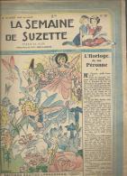 LA SEMAINE DE SUZETTE 28 AOUT 1947 N° 35 GAUTIER LANGUEREAU CHARCOT POURQUOI PAS POLE EXPLORATION + BD - Magazines Et Périodiques