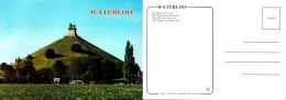Waterloo, La BUTTE Et Le LION Ed. THILL N° 150/27 NELS - Waterloo
