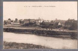 GRAYE - Sur - MER . Vue Sur Courseulles . - France