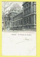 * Antwerpen - Anvers - Antwerp * (Wereldpostvereeniging) Le Palais De Justice, Couleur, Rare, Old, CPA Justitiepaleis - Antwerpen
