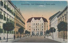 Szombathely. Szell Kalman Street. Kovacs Hotel - Hungary