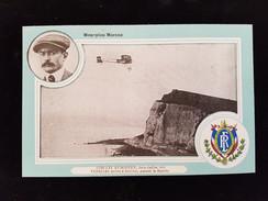 CPA  Circuit Europeen, 1911 Vedrines Arrive A Douvres - ....-1914: Vorläufer