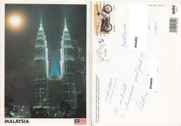 Malesia Malaysia Torri Di Kuala Lumpur Petronas Twing Towers - Malesia