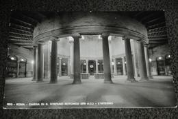 345- Roma, Chiesa Di S. Stefano Rotondo - Chiese E Conventi