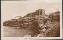 Eastern Telegraph Company, Aden, Yemen, C.1910 - Pallonjee Dinshaw & Co RP Postcard - Yemen