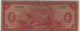 CURACAO   1 Gulden   (1942)  P35a - Aruba (1986-...)