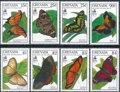 Grenada  Butterflies - Vlinders