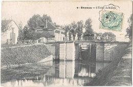89. BRIENON. L'Ecluse Du Boutoir. 9 - Brienon Sur Armancon