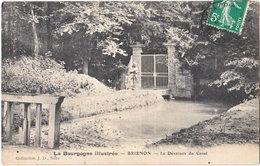 89. BRIENON. Le Déversoir Du Canal - Brienon Sur Armancon