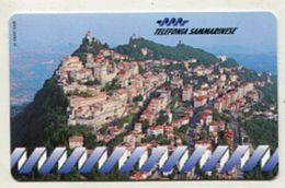 TK 28717 SAN MARINO -Urmet Town View MINT ! - San Marino
