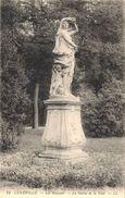 Lunéville - Les Bosquets  - La Statue De La Nuit (édit. LL N°12) - Luneville