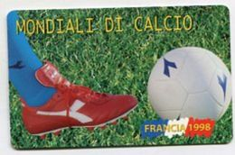 TK 28722 SAN MARINO - Urmet Mondiali Di Calcio MINT ! - San Marino