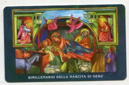 TK 28724 SAN MARINO - Urmet Bimillenario Della Nascita Di Gesù MINT ! - San Marino