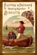 1 Chromos - Image Diverse - Huntley & Palmers - Fabricants De Biscuits - Londres - Reading & London - Bill-755 - R/v - Confiserie & Biscuits