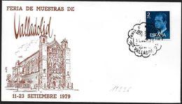 Spagna/Spain/Espagne: Fiera Internazionale Di Valladolid, Valladolid International Fair, Foire Internationale De Vallado - Weltausstellung
