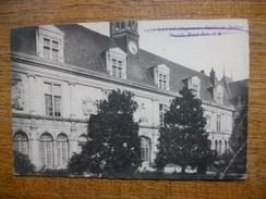 """Laval , Palais De Justice , Façade Nord """""""" Carte Franchise Militaire 1914 """""""" - Laval"""