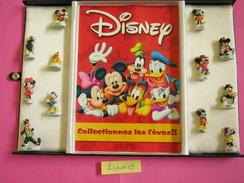 Coffret Collector Série Complète De 12 Fèves Disney - MICKEY ET SES AMIS 2003 ( Feve MICKEY MOUSE AND FRIENDS ) - Disney