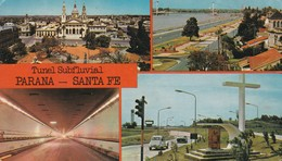 MULTIVIEW/MULTI VISTA, SANTA FE-PARANA. CIRCA 1970S. ARGENTINE - BLEUP - Argentina