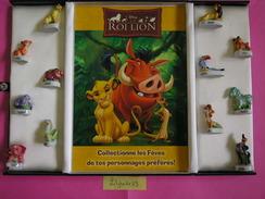 Coffret Collector Série Complète De 12 Fèves Disney - LE ROI LION II 2000 ( Feve THE LION KING ) - Disney