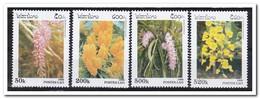 Laos 1996, Postfris MNH, Flowers - Laos
