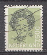 Pays-Bas 1990 Mi.nr: 1385 Königin Beatrix  Oblitérés / Used / Gestempeld - Gebruikt