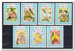 Laos 1985, Postfris MNH, Flowers, Orchids - Laos