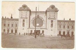Ternopil. Tarnopol. Railway Terminal. Gare. - Ukraine