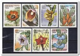 Laos 1984, Postfris MNH, Flowers - Laos