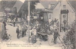 28-NOGENT-LE-ROI- CONCOURS AGRICOLE DU 6 JUIN 1909, EXPOSITION LOISELET - MACHINE AGRICOLE- NOGENT LE ROI - Nogent Le Roi