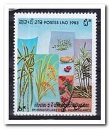 Laos 1983, Postfris MNH, Plants, Agriculture - Laos