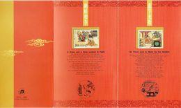 Cina/China/Chine: Idiomi Cinesi, Elegante Confezione Regalo, Idiomes Chinois, Chinese Idioms, Elegant Gift Box - Idioma