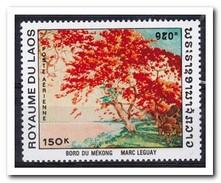 Laos 1970, Postfris MNH, Trees - Laos