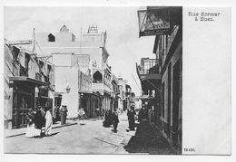 Suez - Rue Kormer - Undivided Back - Suez