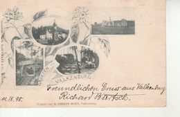 Vaals-Groet Uit Valkenburg. - Valkenburg