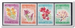 Laos 1967, Postfris MNH, Flowers - Laos