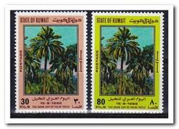 Koeweit 1982, Postfris MNH, Trees - Koeweit