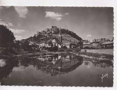 Cpa.15.1954.St Flour.Vue Générale Et Le Lander - Saint Flour