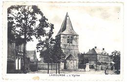 Cpsm Labourse - L'église - France
