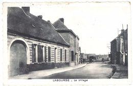 Cpsm Labourse - Le Village - France