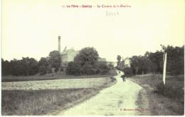 DANIZY .... LE CHEMIN DE LA GLACIERE - France