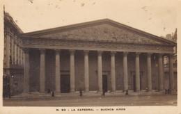 LA CATEDRAL, BUENOS AIRES. CIRCA 1950S. ARGENTINE - BLEUP - Argentina