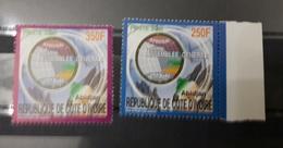 COTE D'IVOIRE IVORY COAST 2005 -   ASSEMBLEE GENERALE AFROSAI GENERAL ASSEMBLY - MNH - Ivory Coast (1960-...)