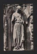 PC  SCULPTURE ANGEL Angels REIMS CATHEDRAL FRANCE ANGE SOURIRE Apre Destruction - Religions & Beliefs