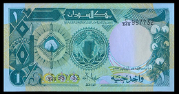 # # # Banknote Aus Sudan 5 Pounds 1991 UNC # # # - Sudan