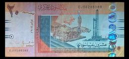 # # # Banknote Aus Afrika 20 Pounds 2011 # # # - Soudan