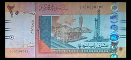# # # Banknote Aus Afrika 20 Pounds 2011 # # # - Sudan