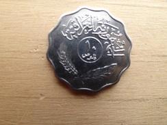 Irak  10  Fils  1979  Km 126 - Iraq