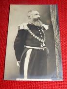S.M.  Léopold II, Roi Des Belges - Familles Royales